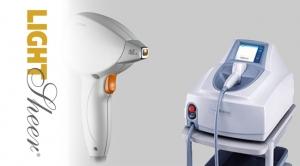 lumenis lightsheer laser hair removal machine