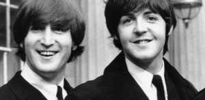 Lennon and McCartney Beatles
