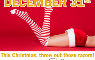 Laser Hair Removal LHR Holiday Special