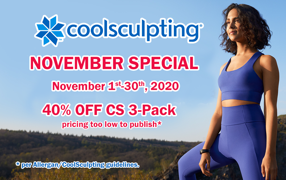 CoolSclulpting Special